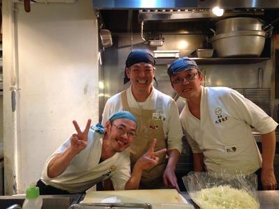 丸冨食堂 新橋店のバイト写真2