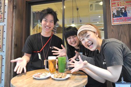 かぶら屋 代田橋店のバイトメイン写真