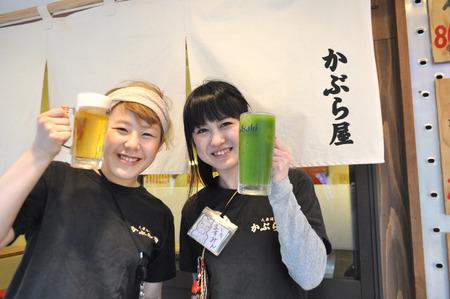 かぶら屋 代田橋店のバイト写真2