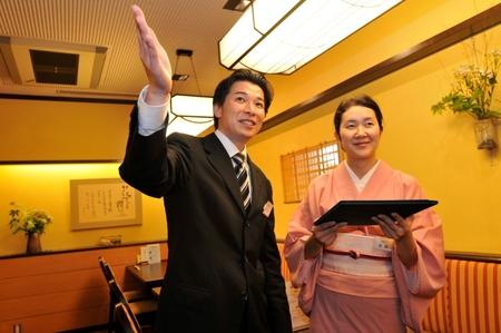人形町今半 新宿高島屋店のバイトメイン写真