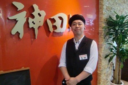 神田川ヘルストピア店のバイトメイン写真