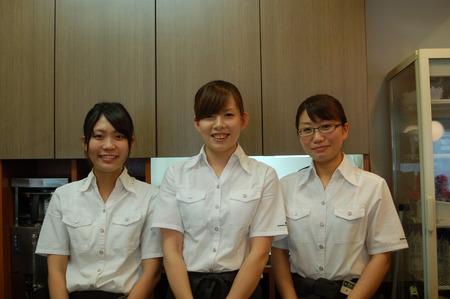 岡山珈琲館大野辻店のバイトメイン写真