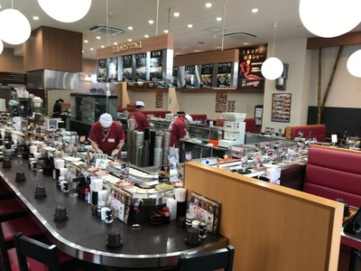 回転寿司ととぎん 大東店のバイト写真2