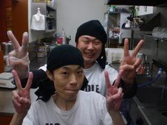 【麺屋あっ晴れ つけめん堂 東浦店】の先輩店員からの声