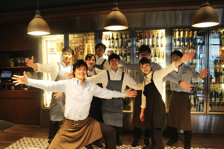 The Kitchen Salvatore Cuomo 名古屋のバイト写真2