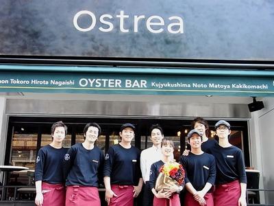 オストレア 新橋店のバイトメイン写真