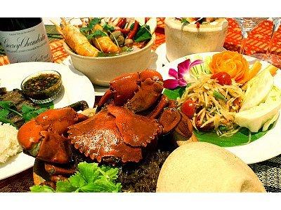 タイ・サバイ 池袋パルコ店のバイトメイン写真