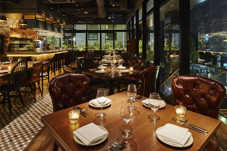 The Kitchen Salvatore Cuomo GINZAのバイト写真2