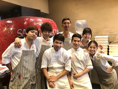 SALVATORE CUOMO & BAR 札幌のバイトメイン写真