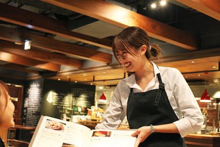 SALVATORE CUOMO & BAR 札幌のバイト写真2