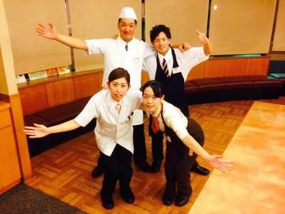 寿司まどか 大塚店のバイトメイン写真