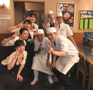 寿司まどか コープ国分店のバイトメイン写真
