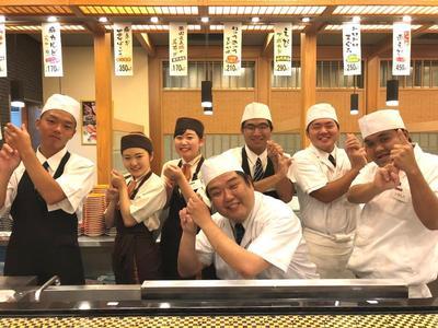 寿司まどか 国分広瀬店のバイト写真2