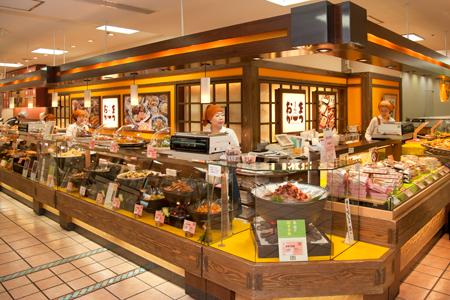 お惣菜のまつおか JR高島屋店のバイト写真2