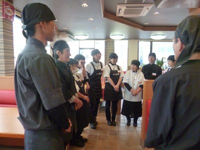 王将 膳所店のバイト写真2