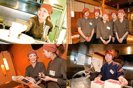 しゃぶしゃぶ温野菜 いわき駅前店のバイト写真2