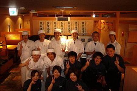うおや一丁 新宿西口店のバイト写真2
