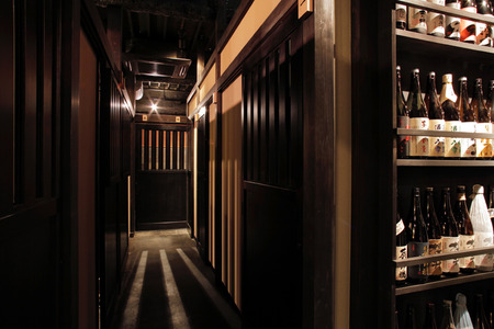 銀座竹の庵のバイトメイン写真