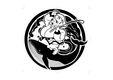 【エビスクジラ】のロゴ