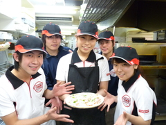 アオキーズピザ東海店