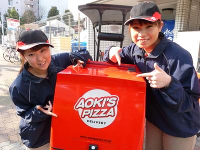 アオキーズピザ東海店のバイト写真2